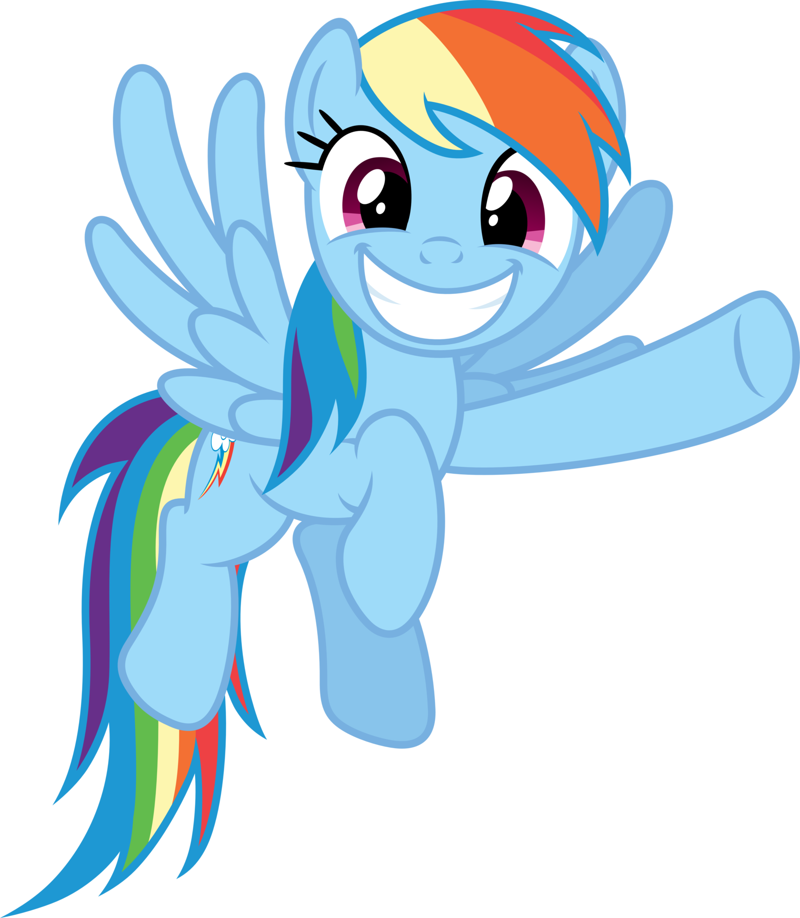 Rainbow Dash Happy Birthday 1000+ images about cat/mlp on pinterest ...