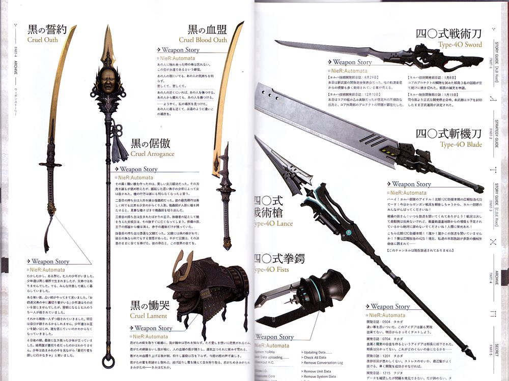 nier-automata-official-strategy-guide-setting-materials