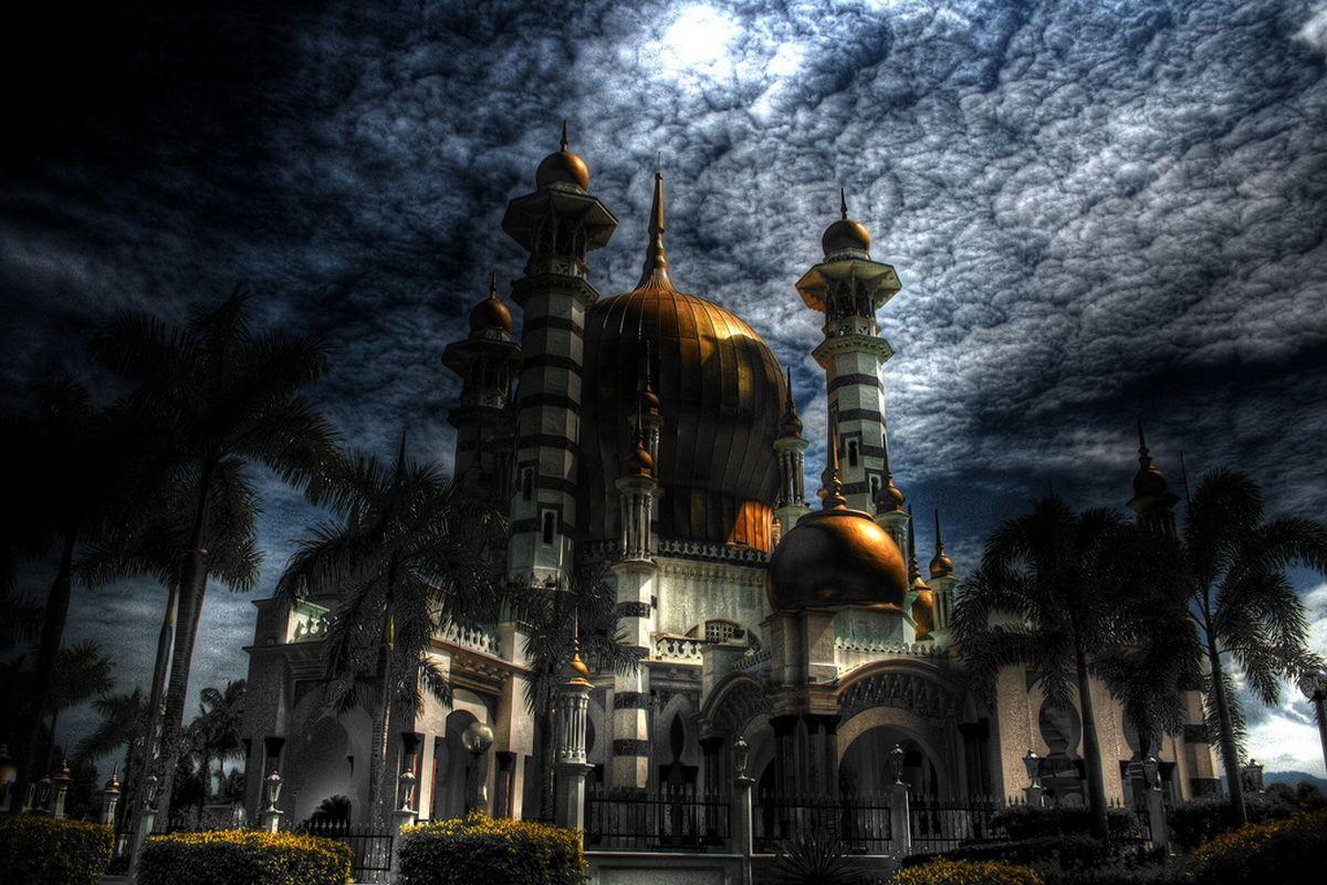 Beautiful Islamic Buildings Wallpapers: Islamic Wallpaper, Landscape