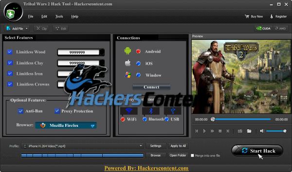Tribal wars 2 hack no survey no password video dailymotion.