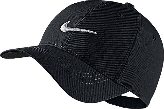 fff6cfb88a61 Amazon.com   Nike Mens Golf Legacy91 Tech Adjustable Hat University  Red Black 727042-657   Sports   Outdoors