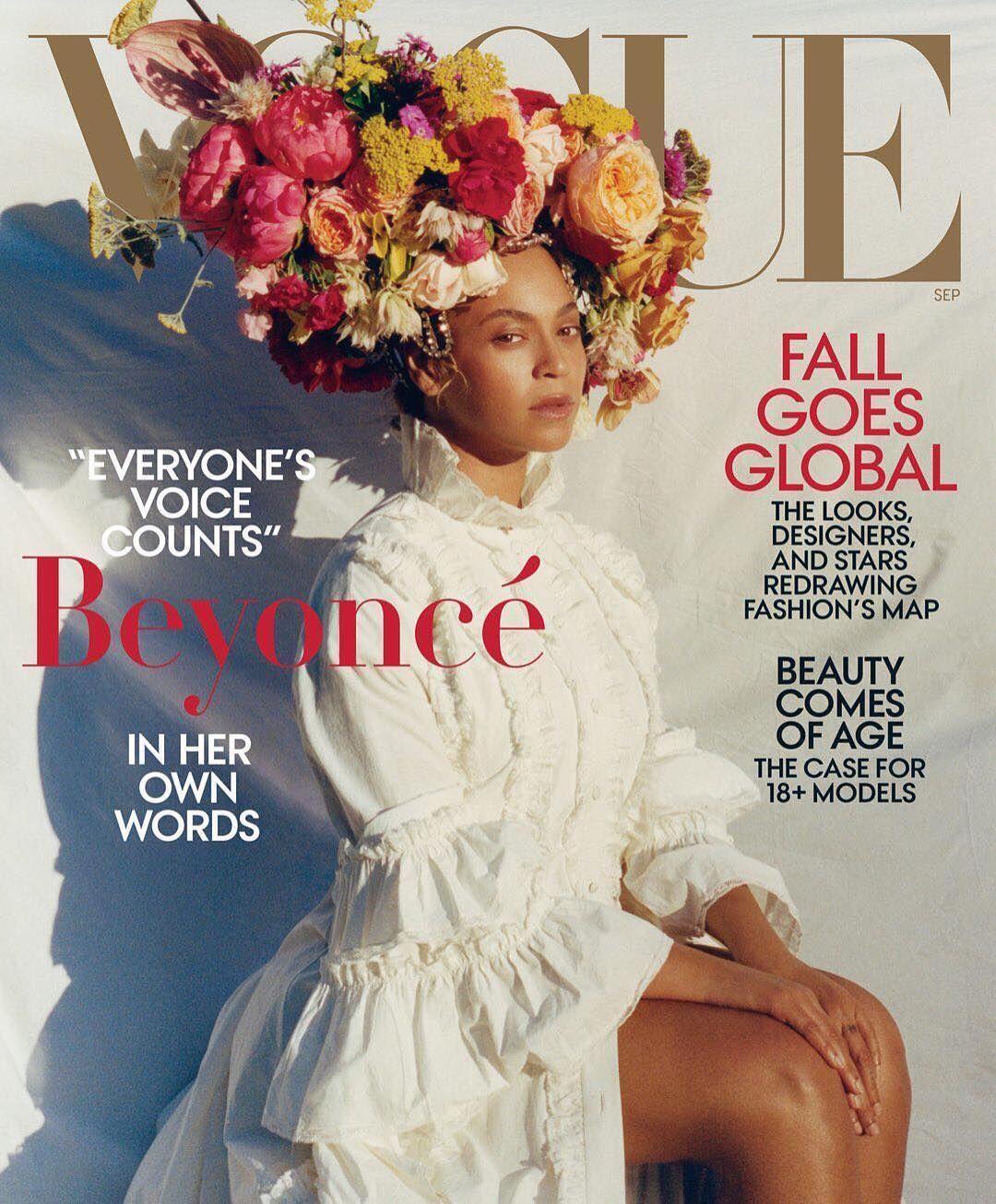 Frisuren 2020 Hochzeitsfrisuren Nageldesign 2020 Kurze Frisuren Beyonce Vogue Magazin Vogue Cover