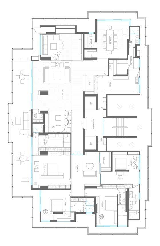 Mumbai More Floor Plan Sketch