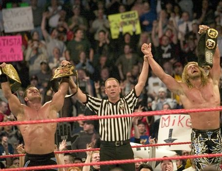 Image result for jericho benoit tag champs