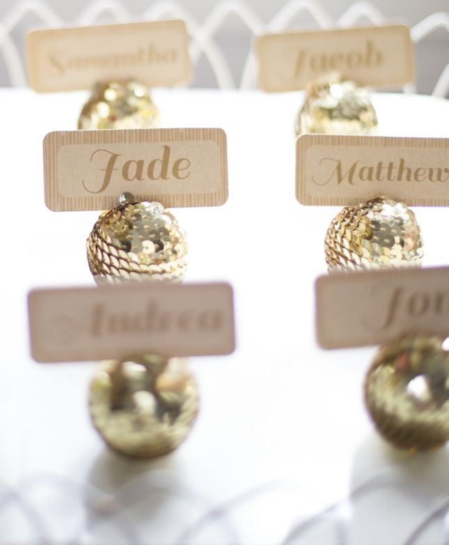 22 Ideas For A New Years Eve Wedding