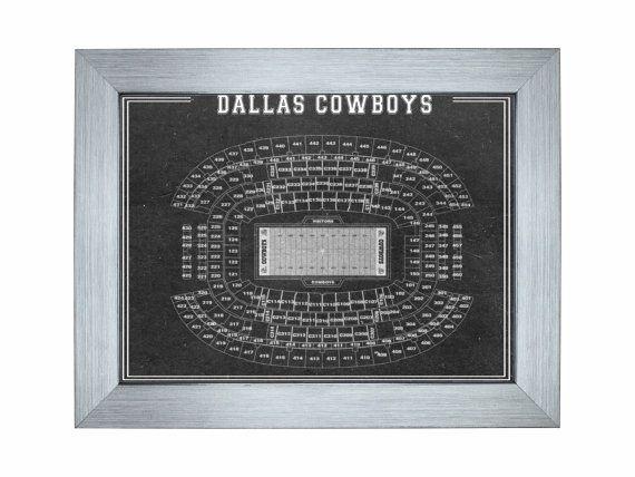 Vintage print of old texas stadium football dallas cowboys vintage print of old texas stadium football dallas cowboys blueprint on photo paper matte or canvas malvernweather Gallery