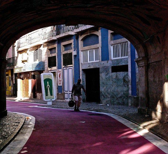 Rua Nova de Carvalho