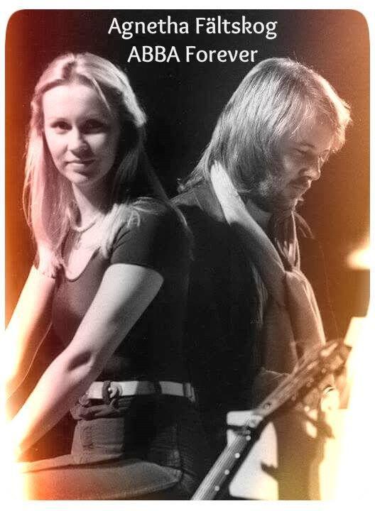 Agnetha Faltskog - ABBA Forever.