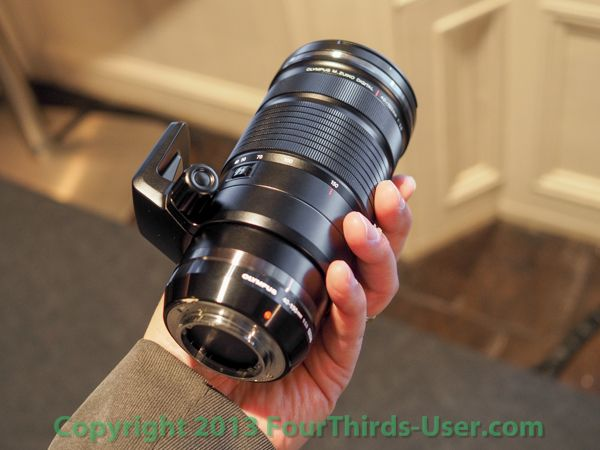 This Is What The Olympus M Zuiko Digital 40 150mm F 2 8 Pro Will Look Like By Ian Burley 2 Of 4