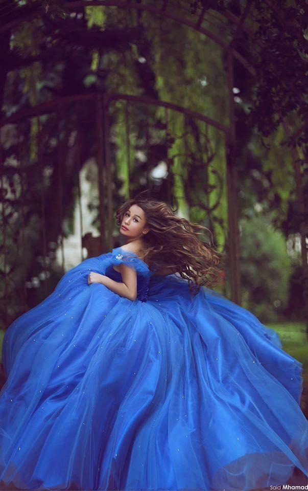 2015 New Cinderella Elegant Quinceanera Dresses Ball Gowns