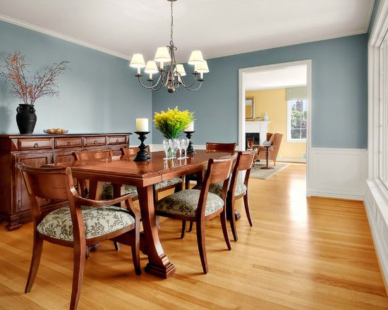 Dining Room Chair Rail Design Pictures Remodel Decor And Ideas Fascinating Dining Room Colors With Chair Rail Design Ideas
