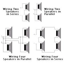 Speakers Wiring To Capacitor - Wiring Diagrams Folder on