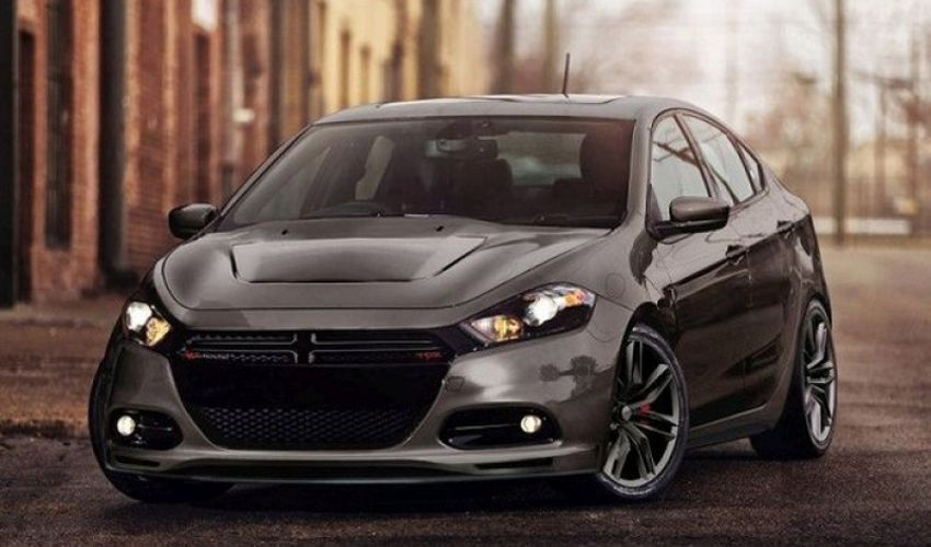2019 Dodge Dart Redesign Concept Price And Performance Rumor