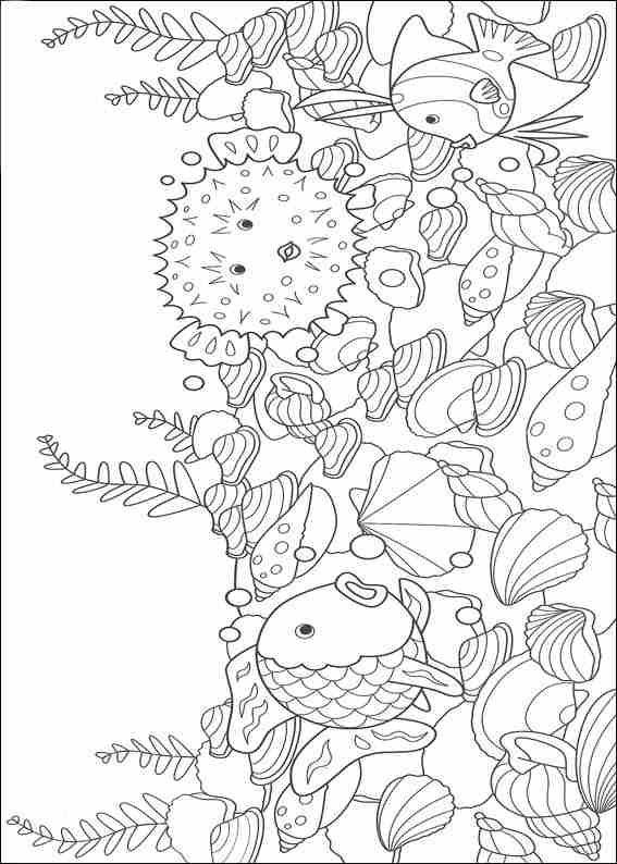 Dibujos para Colorear Naturaleza 4 | Dibujos para colorear para ...