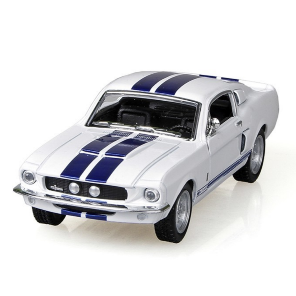 138 white 1967 ford mustang shelby gt500 cars diecast modelcars ford mustang shelby musclecars classiccars