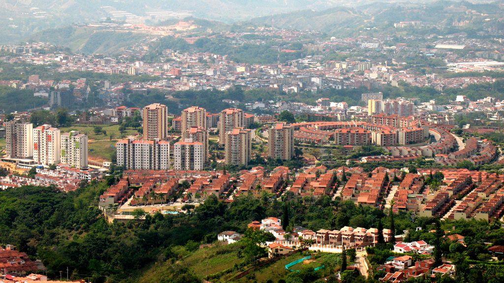 Bucaramanga X3 World cities, Africa, Dolores park