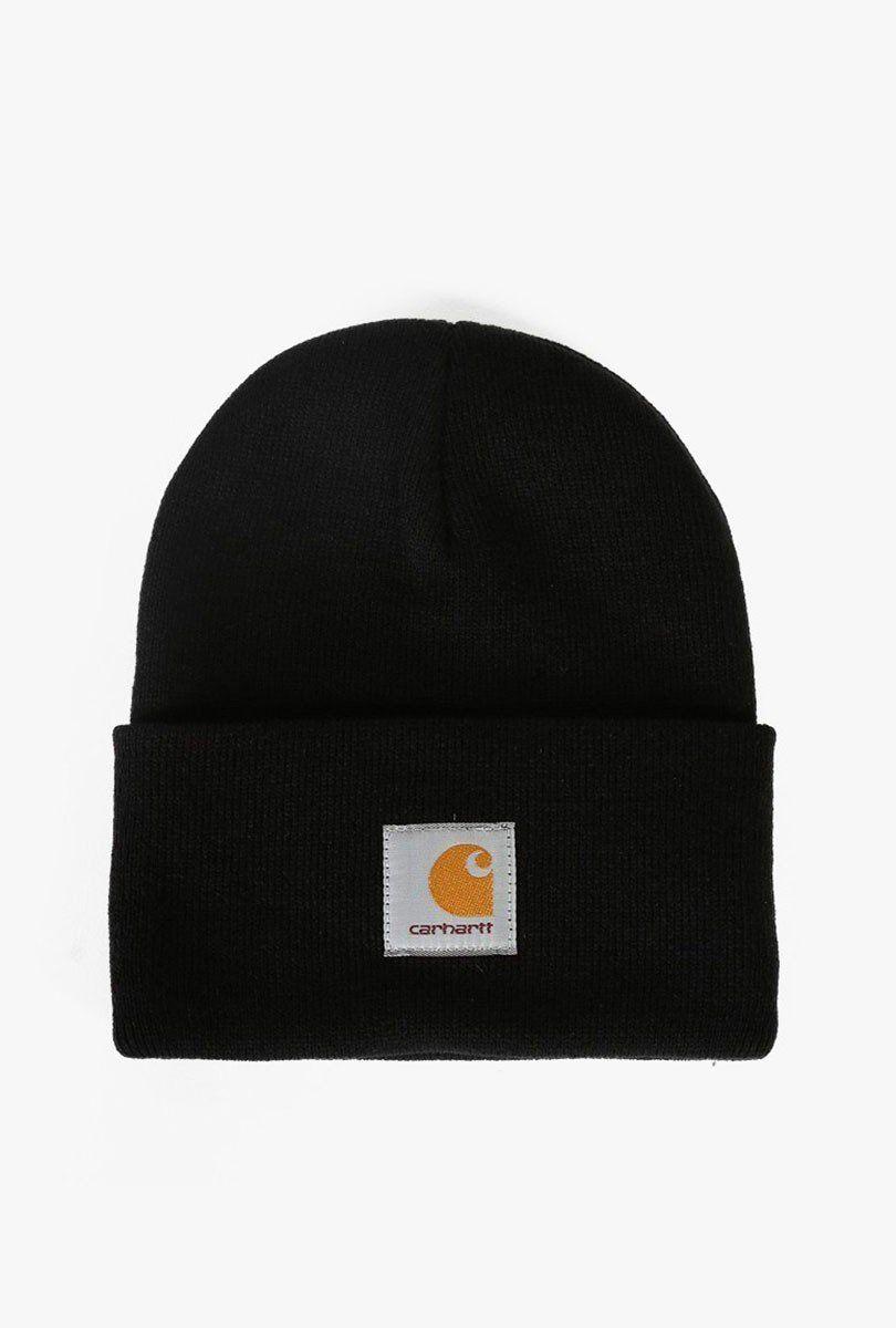 best website 21365 0b7d3 Beanie Hats, Beanies, Carhartt, Rib Knit, Knitted Hats, Knit Hats,