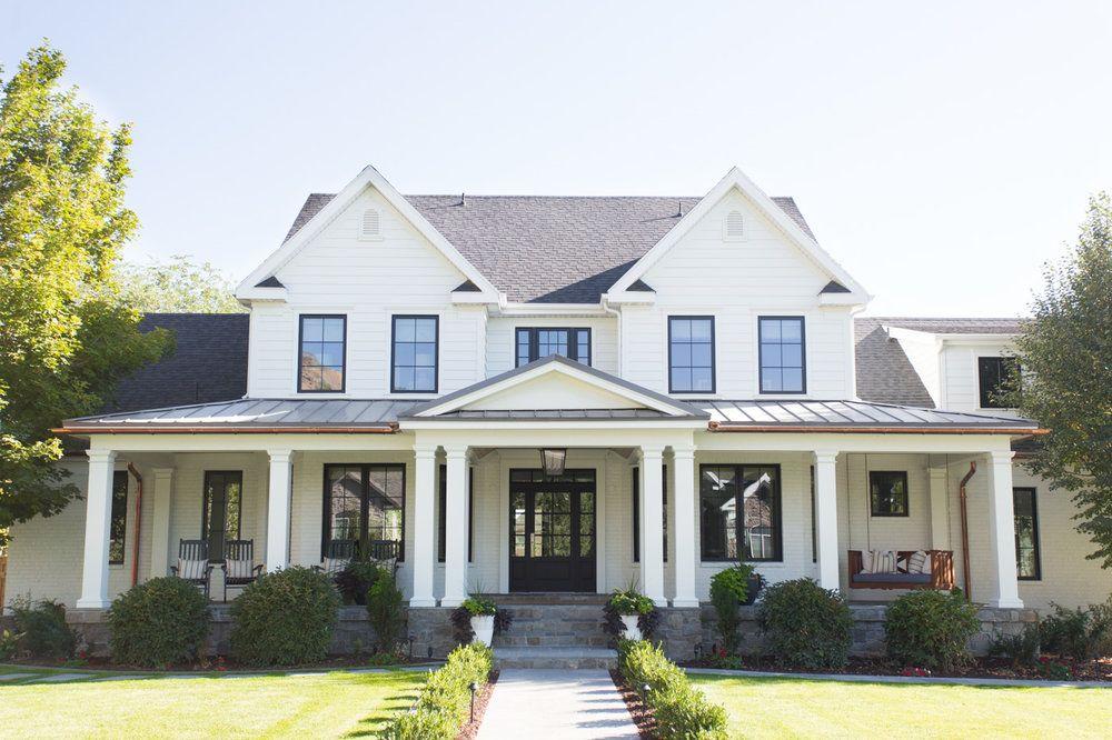Wednesday Watch List Modern farmhouse exterior, House