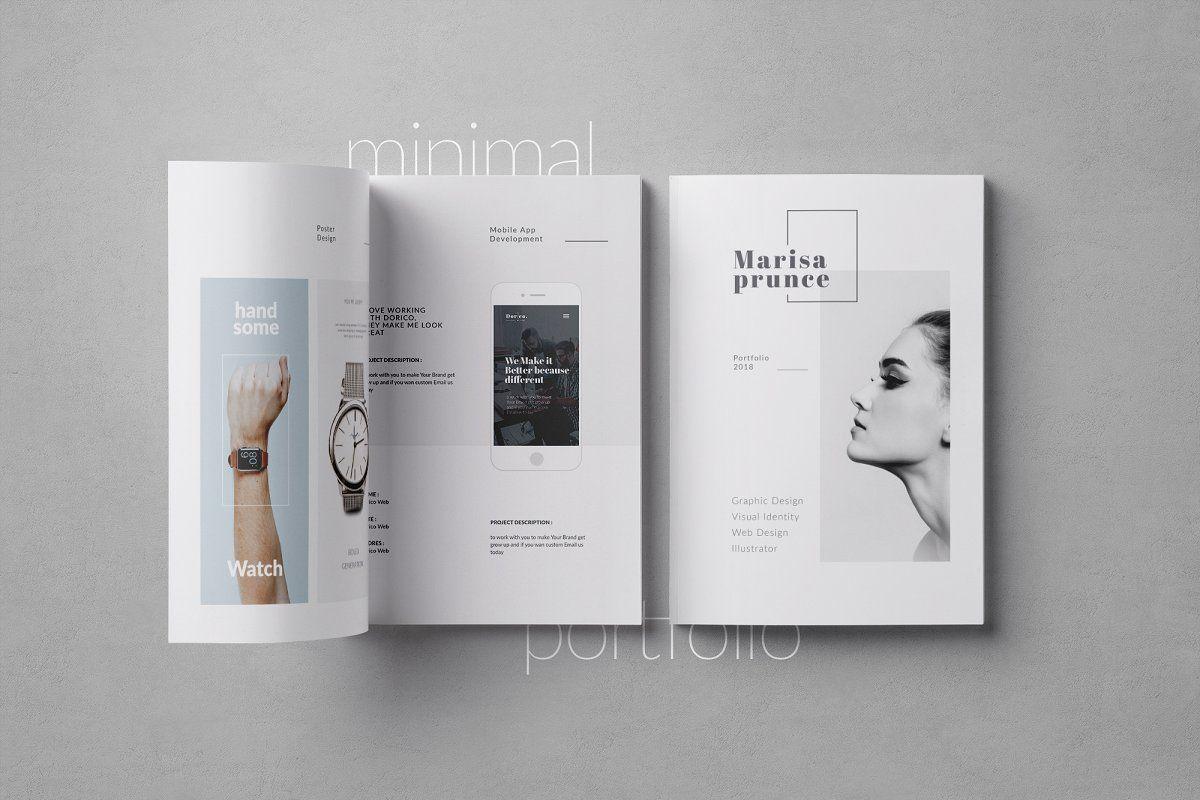 portfolio by alfianbrand on creativemarket 画册设计 pinterest