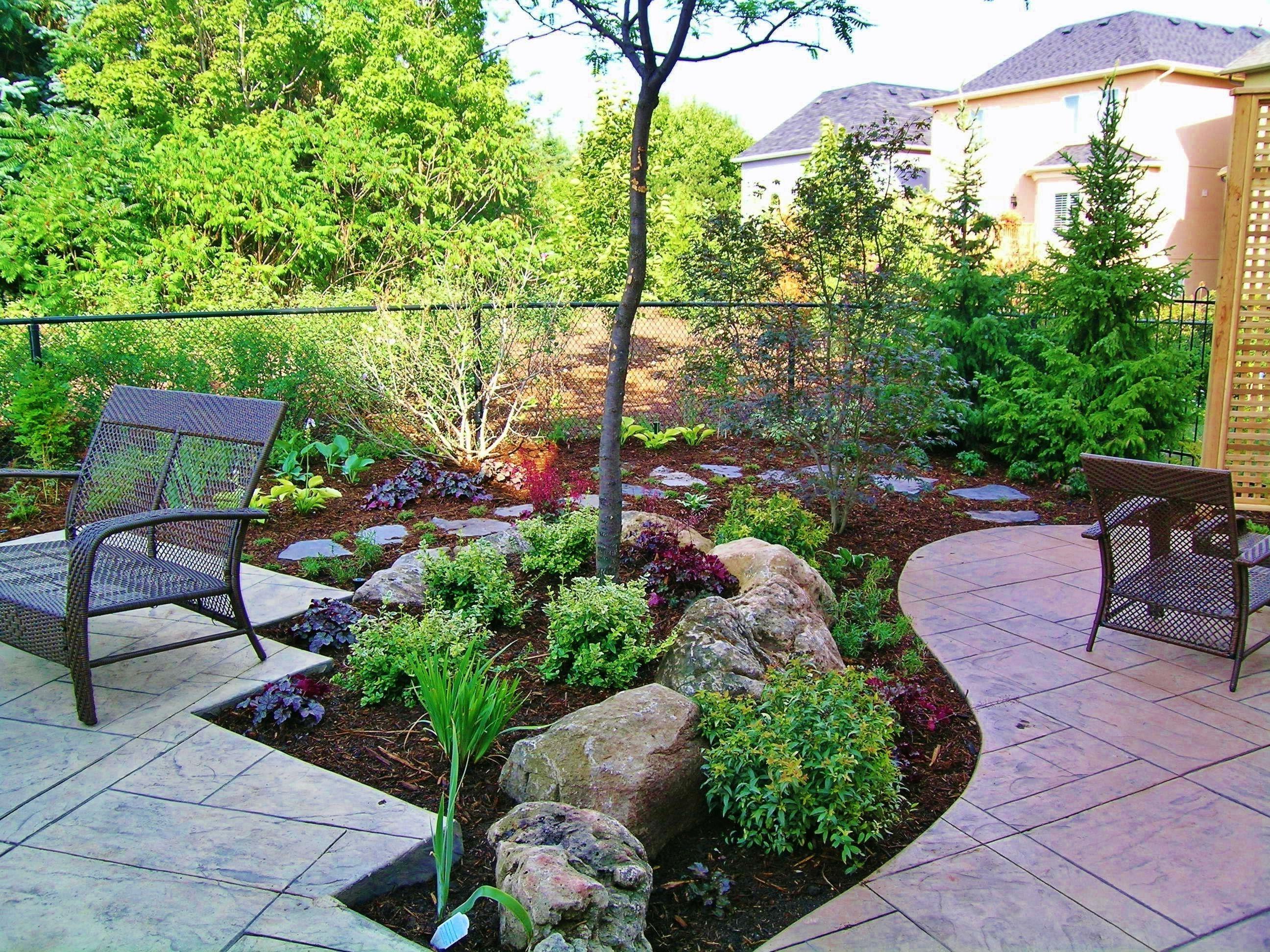 Formidable Backyard Ideas No Grass Backyard Landscaping Plans