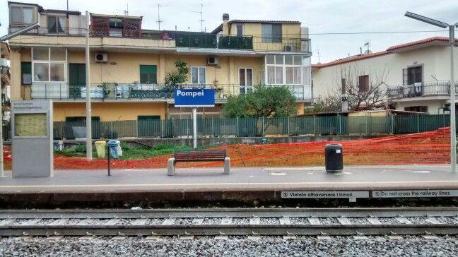 Estação de trem / Pompeia - IT 01/2016