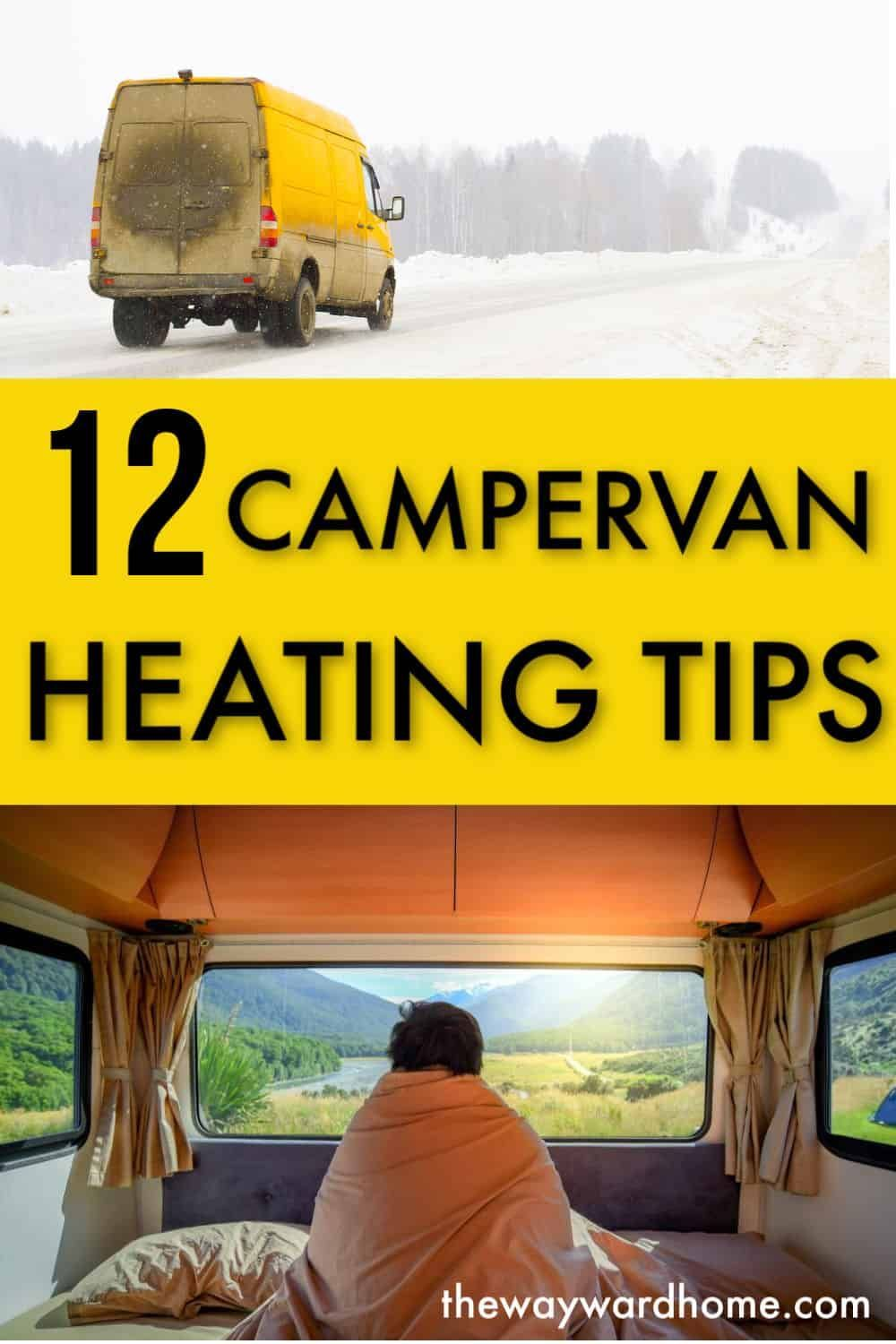 Photo of Wondering how to stay cozy this winter in your campervan? Check out these 11 cam…