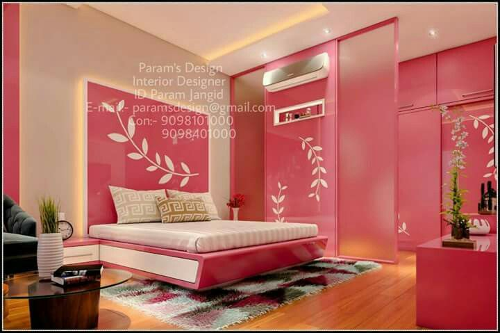 Pinkish | Bed Room | Pinterest | Bedrooms, Bed room and Tv units