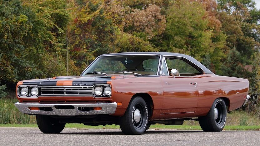 1969 Plymouth Road Runner Plymouth Roadrunner Road Runner Plymouth