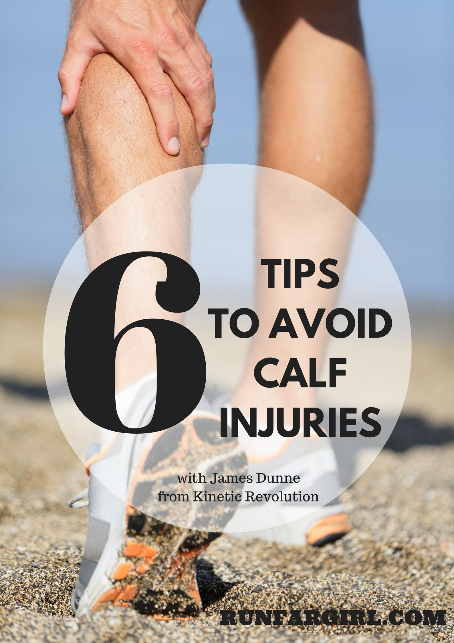 6 Tips To Avoid Running Calf Injuries With Physical Therapist James Dunne Run Far Girl