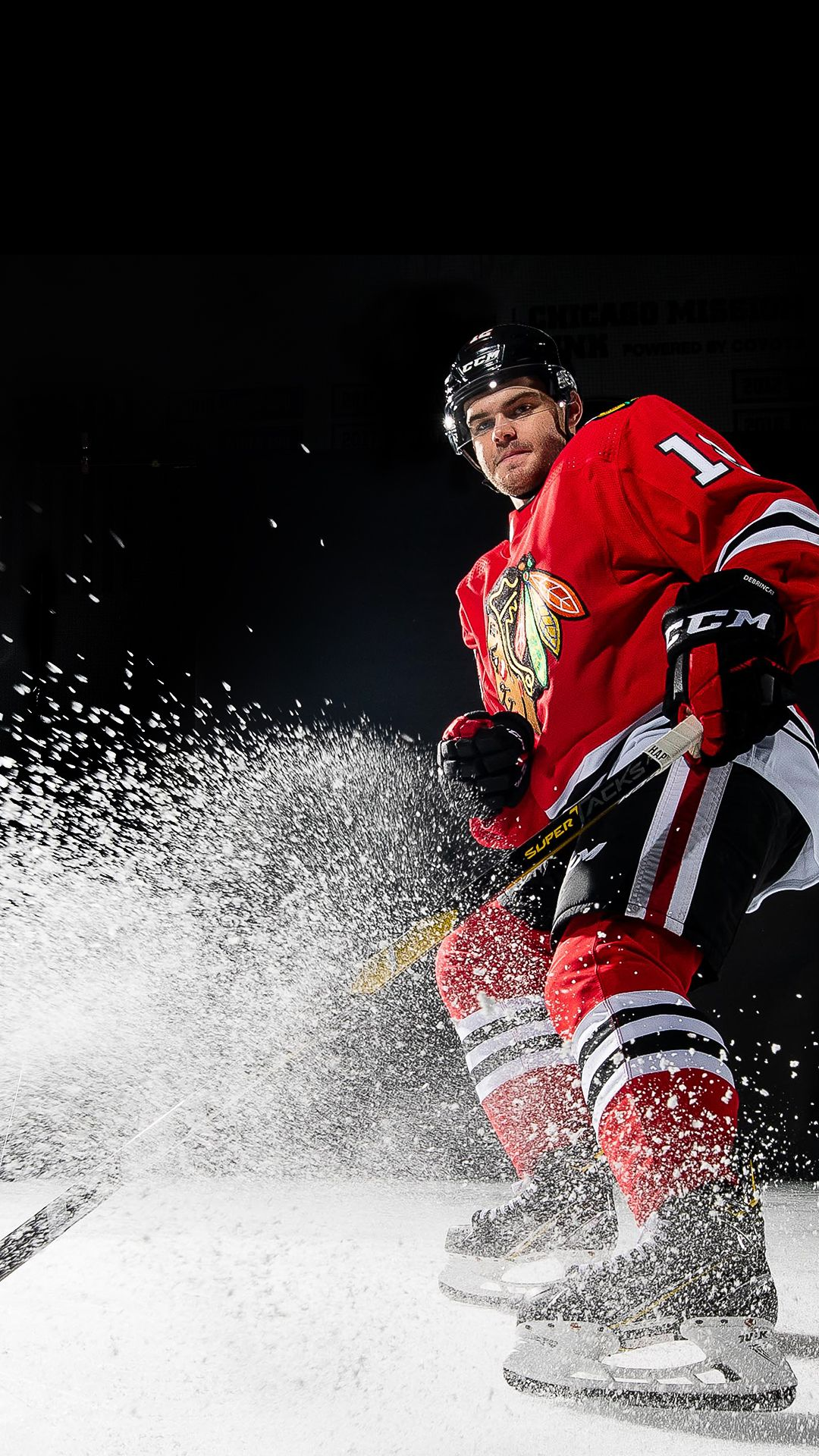 Blackhawks Wallpaper Android Download in 2020 Kane