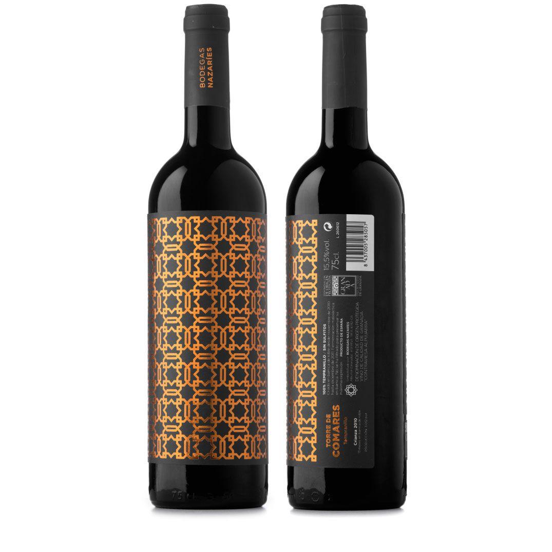 Bodegas Nazaríes wines