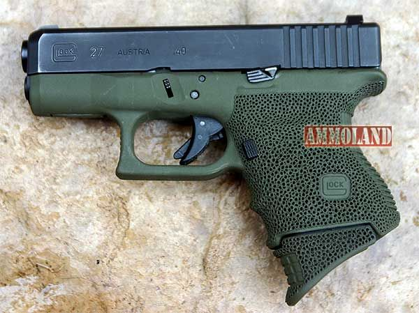Glock 27 Pistol In Od Green Guns Pinterest Guns Firearms And