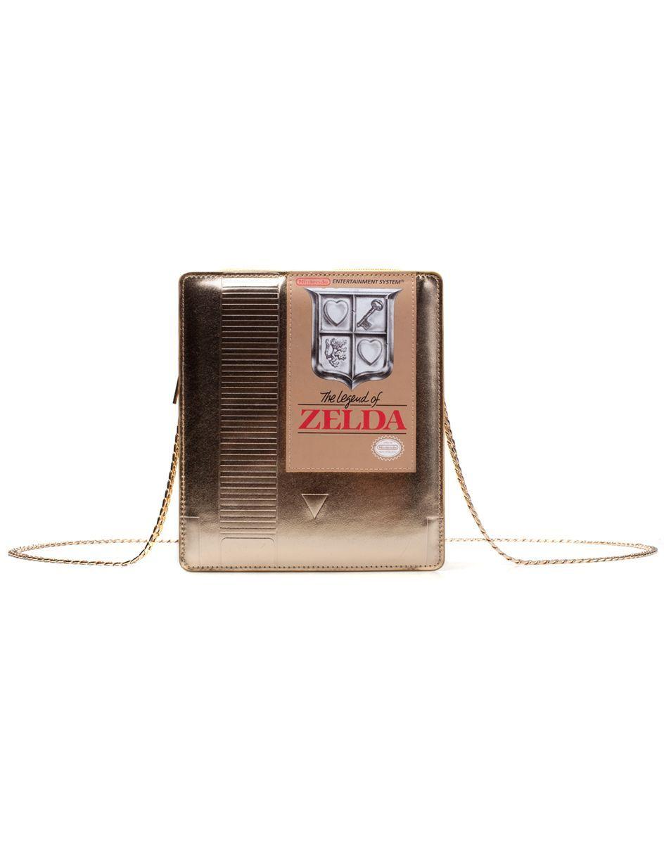 Zelda Cartridge Lady Cross Body Bag  zelda  zeldabreathofthewild   zeldacosplay  zeldafan  zeldanation 36bc43758ce32