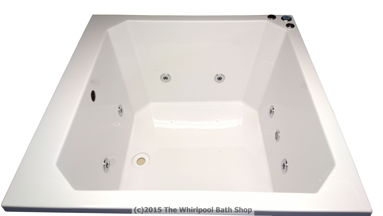 8 Jet Oriental Japanese Whirlpool Bath Tub | Omnitub | Japanese ...