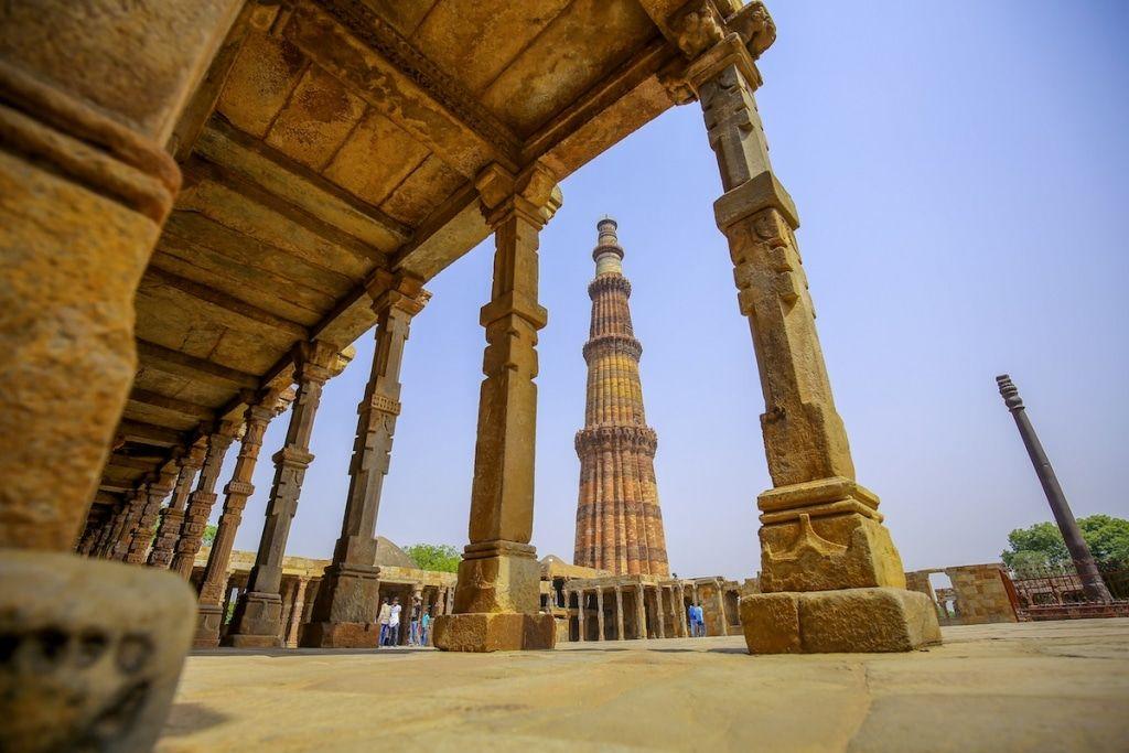 Qutb Minar By Jayesh Vijuda Shortlisted Qutb Minar Also Called Qutub Minar Or Qutab Minar Is A Famous Indi Historical Sites Photo Contest Ancient Cities