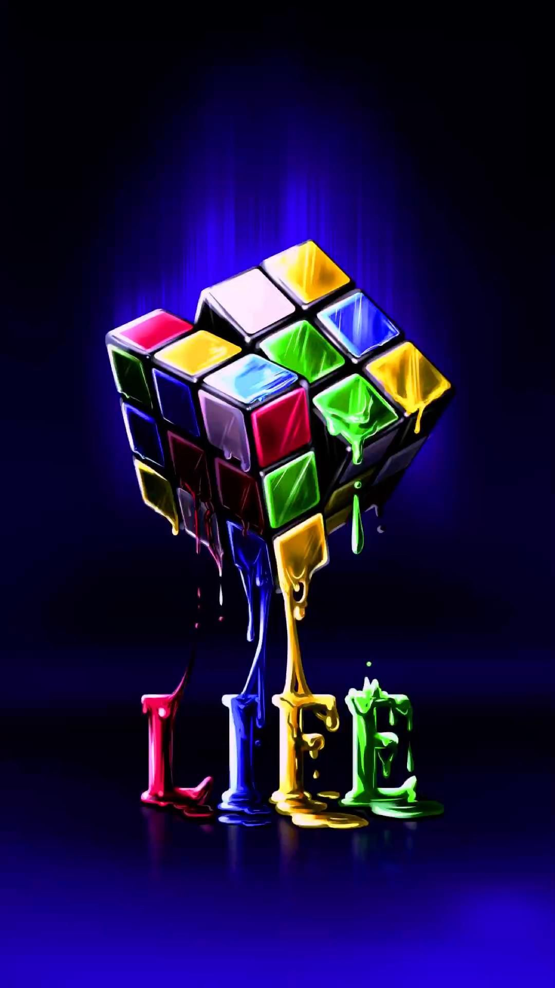 Rubik's Cube Wallpaper 794