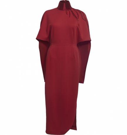 Vestidos são peças que funcionam bem o ano todo e você pode utilizá-los de várias maneiras. Do mais básico a alta costura, trabalhamos com profissionais que atendam ao gosto apuradíssimo de um público que procura na moda algo muito além das aparências. Descubra os detalhes do Vestido Vermelho Capa, da Ana Barros, clicando no link da imagem.