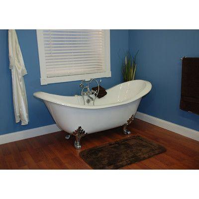 71 X 31 Clawfoot Bathtub Clawfoot Bathtub Bathtubs For Sale