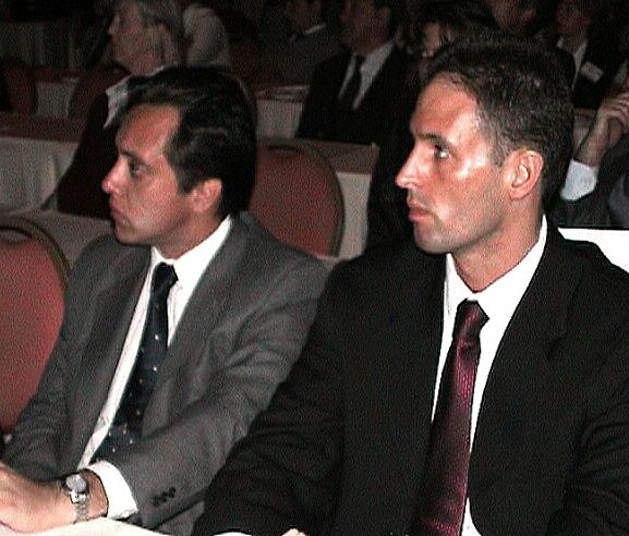 Juan Pablo Fioribello, Martín Arias Duvall