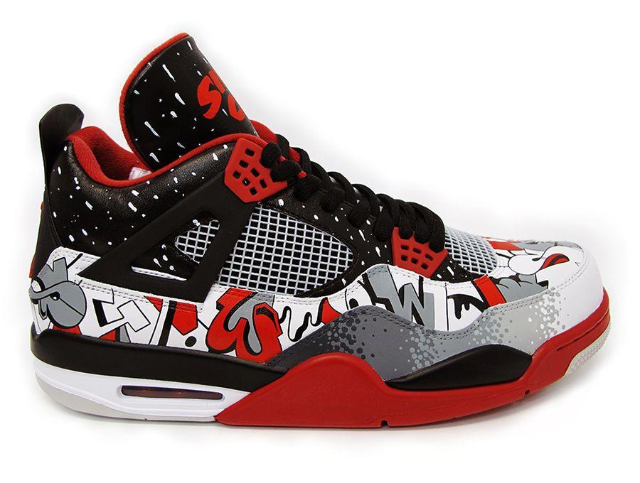 Air Jordan 4 Sinner Custom New Year Deals