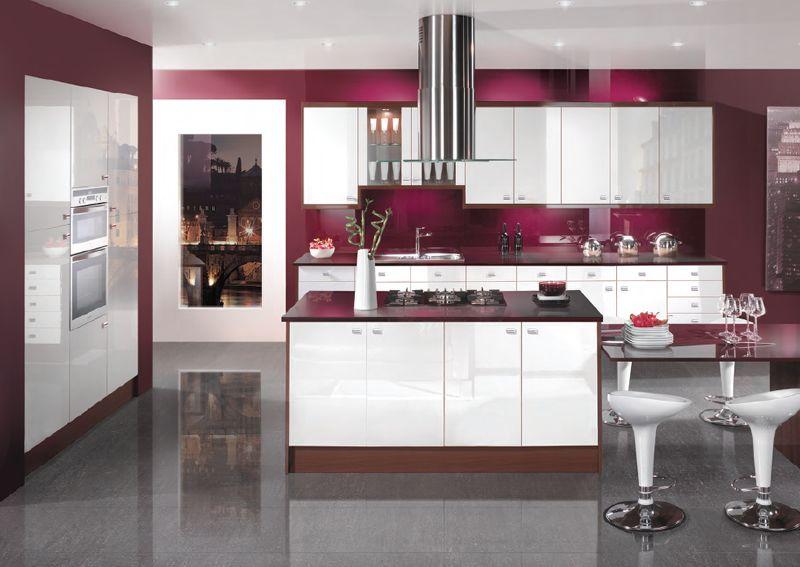 Marvelous Kitchen Interior Decoration In Luxury And Modern Kitchen Decor Kitchen  Interior Decoration Together With Modern Kitchen