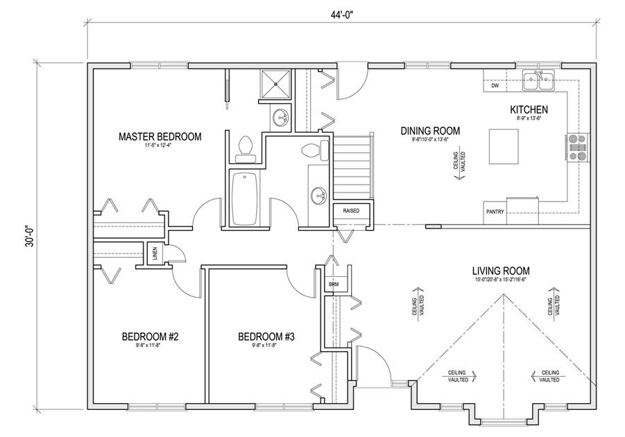Image result for 1400 sq ft house   Home: structure/blueprint ideas ...