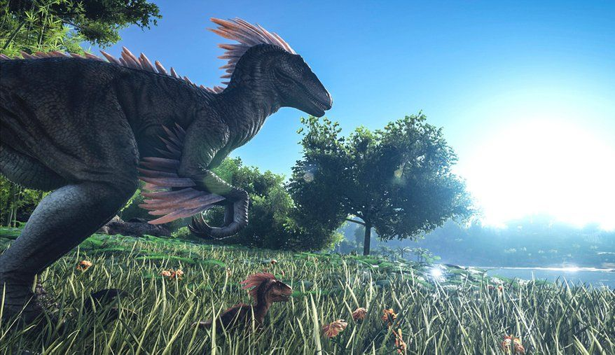ARK Survival Evolved: New dino babies and breeding added