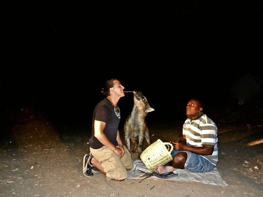 Feeding a Hyena With My Mouth: Harar, Ethiopia