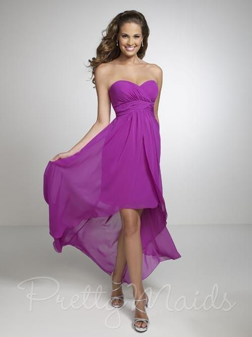 Pretty Maids 22531 High Low Bridesmaid Dress | When "|500|667|?|c2ed249d0144a113ccfa7364c763fbbb|False|UNLIKELY|0.3143662214279175
