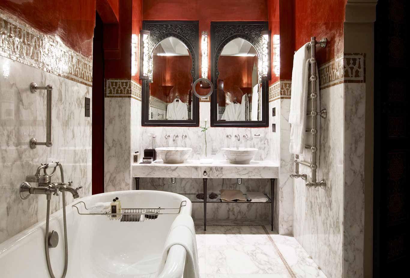 Luxury accomodation marrakech churchill suite