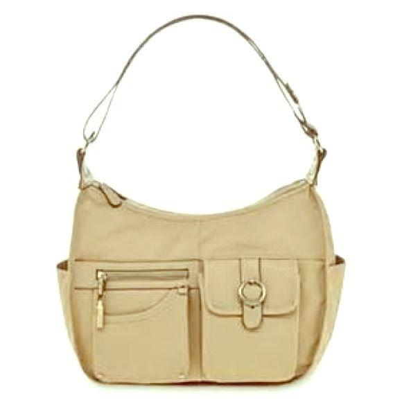 Rosetti Handbags - Rosetti Riveting Seams Hobo