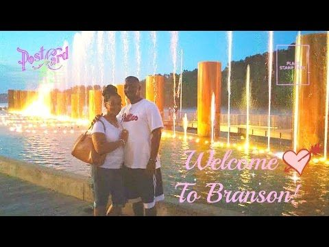 Branson Missouri Family Vacation - Part 2 Out and About in Branson!