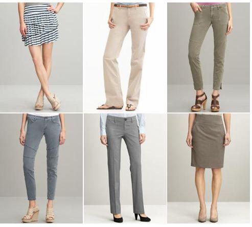 creaTing womens wardrobes mix and match | Mix and Match Wardrobe