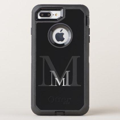 #professional - #Triple Layered Shadow Monogram OtterBox Defender iPhone 8 Plus/7 Plus Case
